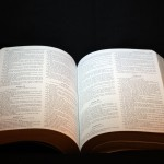 A Bible and the Incident